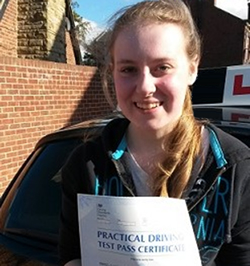 Driving school review Wakefield