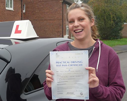 Wakefield Driving School Review