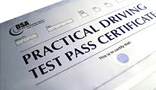 pass with Ian Morris Driving School Wakefield
